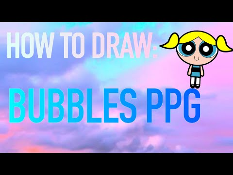 How to draw: Bubbles PPG