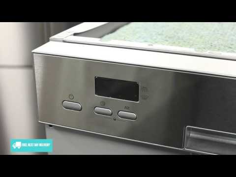 Delonghi DEDW645SI Dishwasher reviewed by product expert - Appliances Online