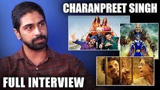 Charanpreet Singh Full Interview | Aishwarya Rai Bachchan | Tiger Shroff | Randeep Hooda | Mubarakan