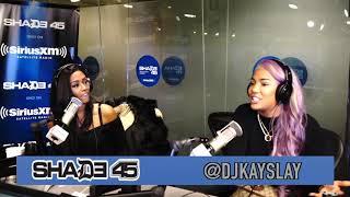 Nya lee interview on Shade45 StreetSweeper radio 2019