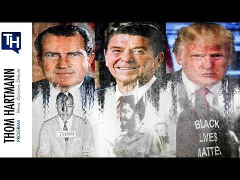 The Southern Strategy: The Line From Nixon to Donald Trump: & the Assassination Of MLK Part 2 of 5
