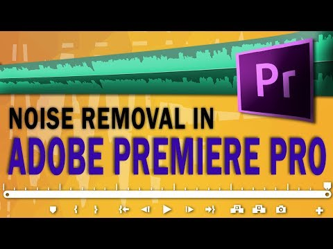 Make Your Audio Clearer With Adobe Premiere Pro CC 2018 | EXPERT LEVEL