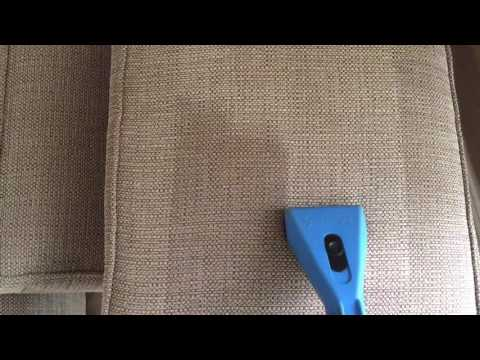 Fabric chair, couch, settee cleaning Liverpool Wirral