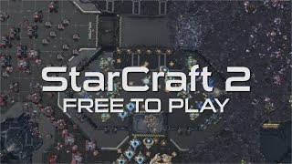 StarCraft 2 - Free to Play