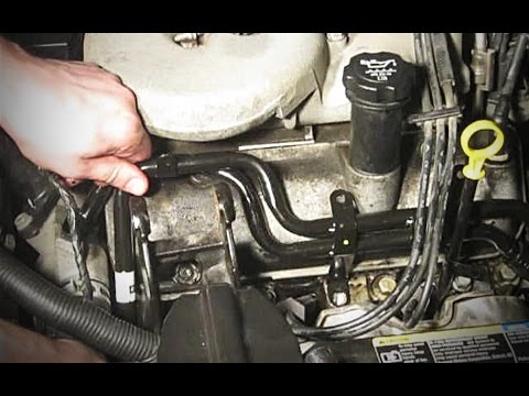 Coolant leak - Replacing heater core inlet and outlet hard lines - 2006-2011 Chevy Impala