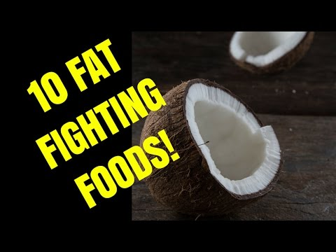✔10 FOODS THAT WILL SKYROCKET YOUR BODY'S METABOLIC RATE! Increase metabolism and burn fat faster