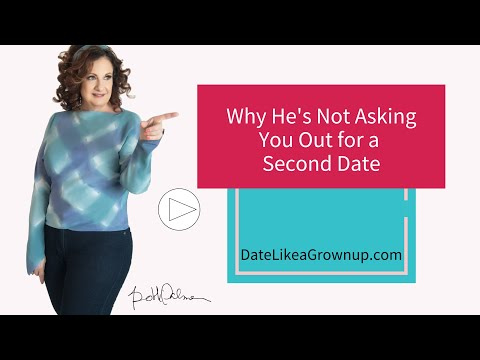 He's Not Asking You Out Again? Here's Why.
