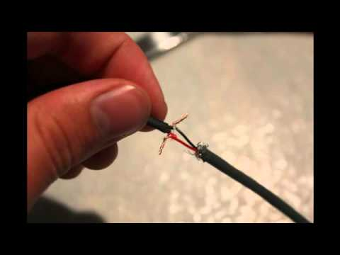 How To: Make a Nokia-USB Charger Cable