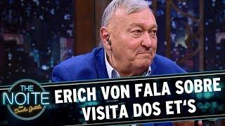 Erich von Däniken fala sobre visita dos ET