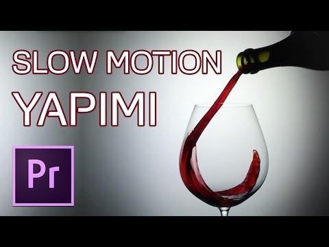 Slow Motion Yapımı | Premiere Dersleri