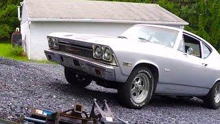 1968 Chevrolet Chevelle ride-along