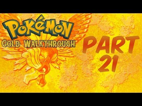 Pokemon Gold Walkthrough Part 21: Radio Tower!
