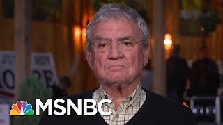"""Howell Raines On Moore's Appeal: """"Trumpian Buffet Of Prejudices"""" 