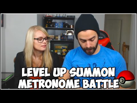 METRONOME BATTLE w/ ShadyPenguinn and Shady Lady!  LootCrate's Level Up SUMMON