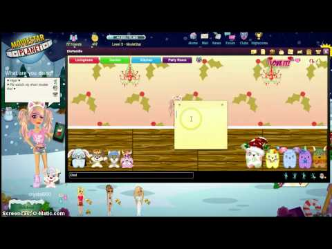 How to get starcoins on Moviestarplanet!