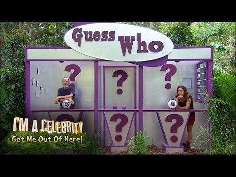 The Celebs Play Guess Who | I'm A Celebrity...Get Me Out Of Here!