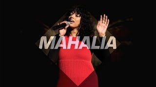 Mahalia - 'Simmer' | Box Fresh Focus Performance