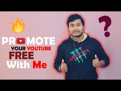 Promote Your Channel Free of Cost With Me -The Story of an Unsuccessful Youtuber