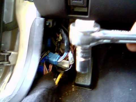 Brake Light Switch Replacement