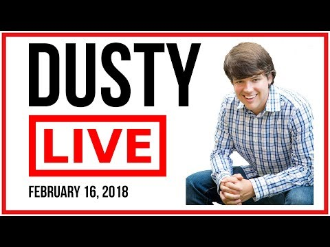 🔴   YouTube Q&A and Channel Reviews With Dusty 🔴
