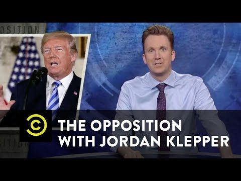 Trump Pulls Out of the Iran Nuclear Deal - The Opposition w/ Jordan Klepper