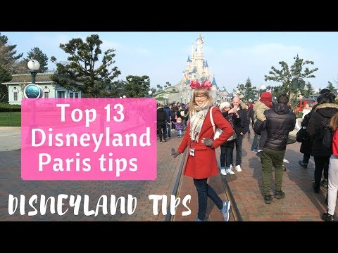 Top 13 Disneyland Paris tips