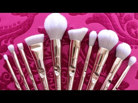 New Wet 'N Wild PRO Brushes | Demo & Review