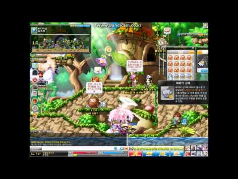 Maplestory[KMS] - Opening silver Pandora boxes