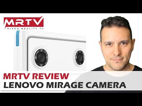 Lenovo Mirage Camera MRTV Review: Point & Shoot Camera For Photos & Video in 3D and 180° - Worth It?