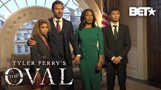 Get To Know The Cast Of Tyler Perry's