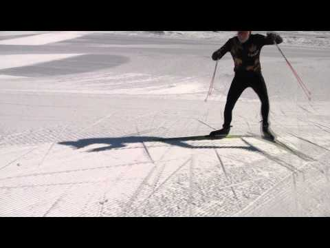 The Elements of Cross-country Skiing; Skate Skiing