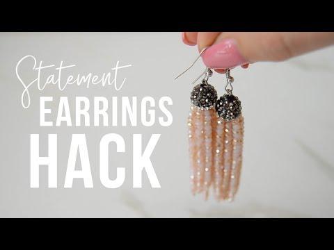 Statement Earrings HACK