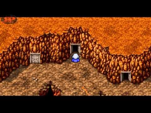 Finsl Fantasy IV (PSP) - Part 16 - The Sealed Cave