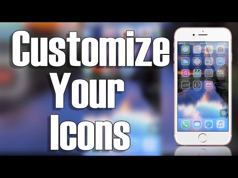 Make Your Own Customized Icons/Themes