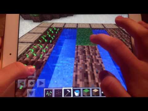 Minecraft PE: Simple Garden