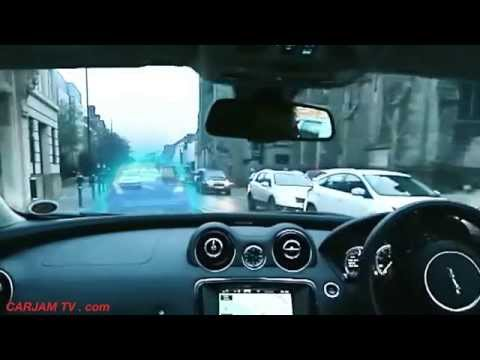 Jaguar XJ GHOST CAR Amazing