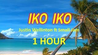 """Iko Iko (Lyrics) Justin Wellington 1 HOUR """"My besty and your besty sit down by the fire"""" Tiktok"""