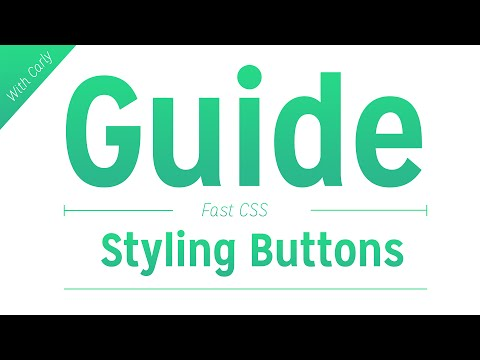 Styling Buttons in CSS: Guide