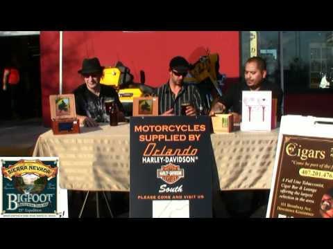 Orlando Harley - Bike Week - Bigfoot Beer review