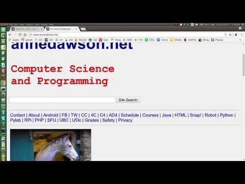python3 lists introduction