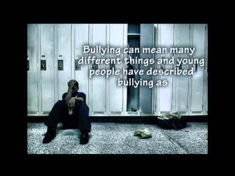 Photo Essay about Bullying Grade 8 S.P.A Media Arts HNHS