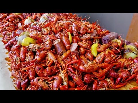 DW's Louisiana Crawfish/Texas-BBQ Tour/JB's Spring Fling 2016