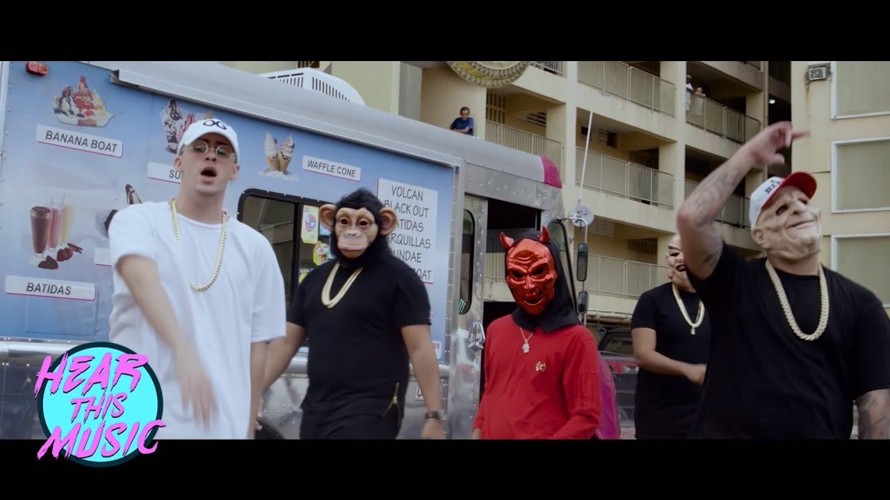 Arcangel x Bad Bunny X Dj Luian X Mambo Kingz - Tu No Vive Asi [Video oficial]