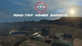 [FR] special road-trip en Arabie Saoudite
