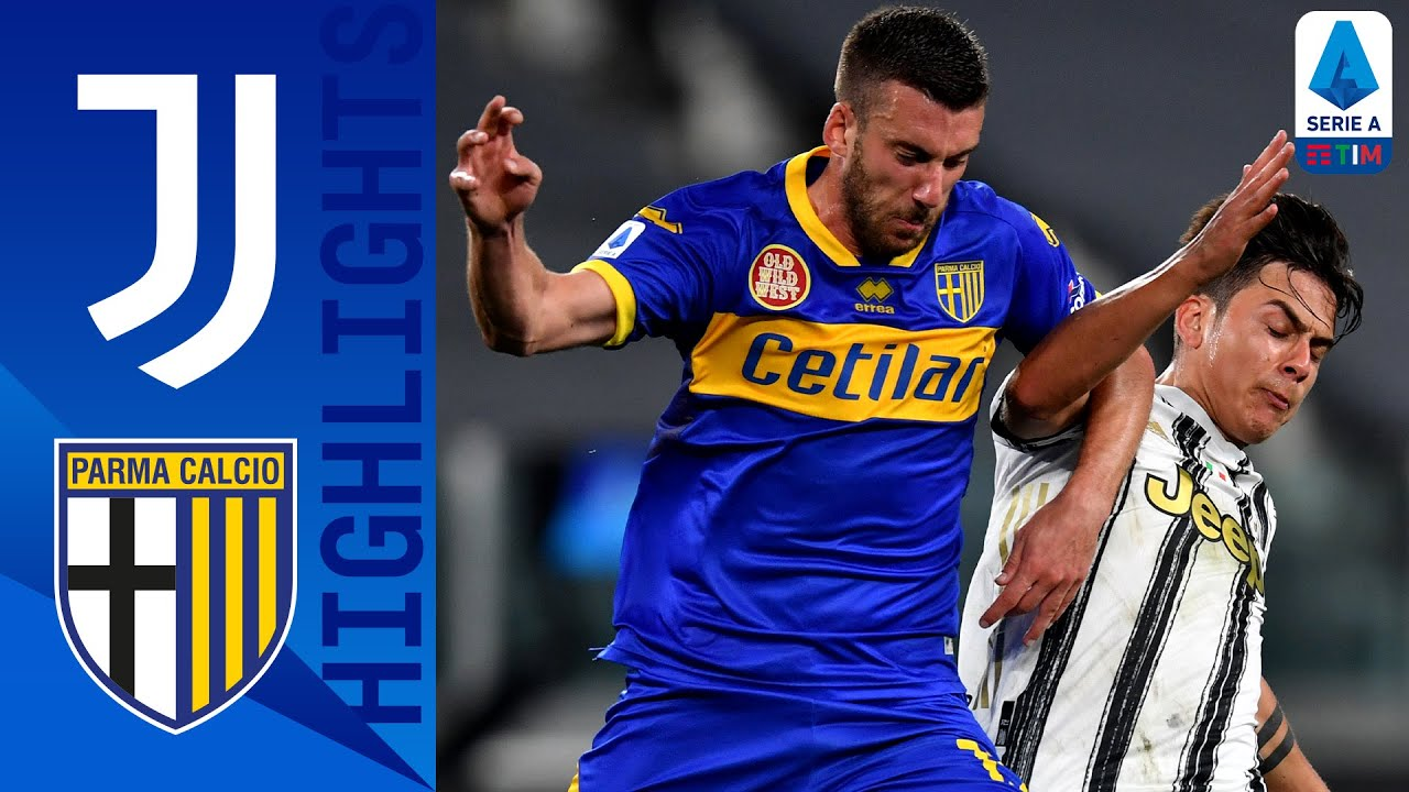 Juventus 3-1 Parma | Alex Sandro hits a brace and De Ligt finds the net! | Serie A TIM