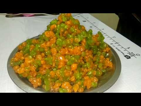 Boondi how to make  sweet recipe in tamil