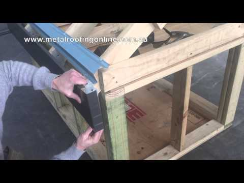 How to: Cut External Fascia Mitre into Barge Mitre