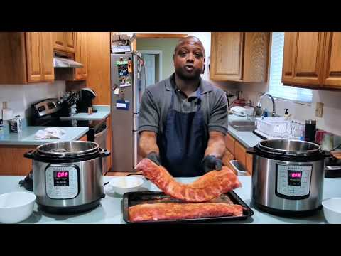 Baby back ribs instant Pot How to, Rod Elmore