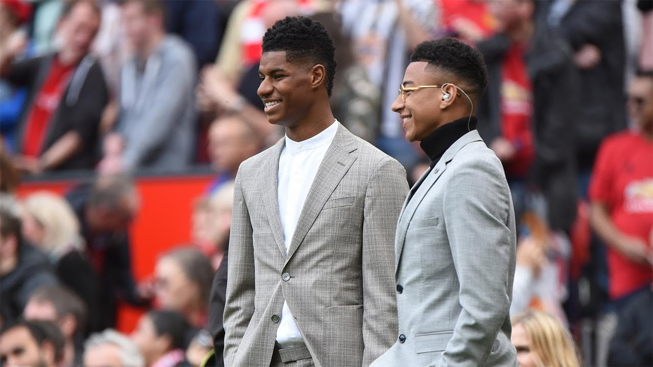 Jesse Lingard annoys Marcus Rashford for 1 minute and 58 seconds