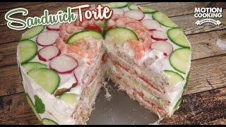 Sandwich Torte